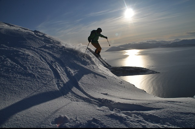 lyžování v Norsku